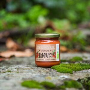 Coulis bio de tomates anciennes de Porquerolles